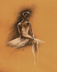 Balletgirl III by Sosak