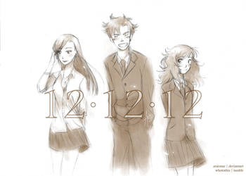 Twelves - LL by Aniemae