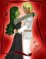 As Long As You're Mine-Wicked by Aniemae