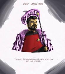 The Space Pimp by Xorte-Renshe