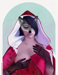 Bleeding Heart by AHussein
