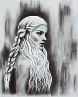 Khaleesi by lilyrjensen