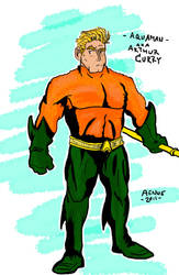 Brightest Day: Aquaman by ComicAenne