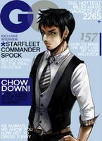 ST: Gentlemen's Quarterly by CanneDeBonbon