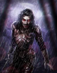 Dracula by minielche