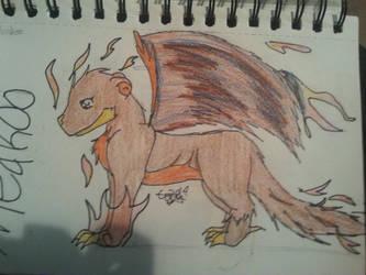 Blaze's gang- Meakoo by blazeflame13