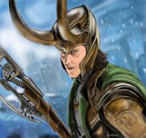 Loki by Saryetta86