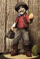 Coot Jenkins, Weird West Prospector by JordanGreywolf