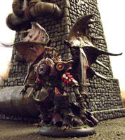 Warmachine: Lich Lord Terminus by JordanGreywolf