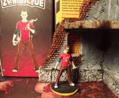 Zombicide: Not Sheldon by JordanGreywolf