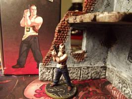 Zombicide: Not John McClane by JordanGreywolf
