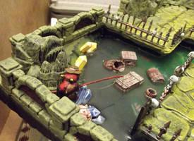 Super Dungeon Explore - Gone Fishing by JordanGreywolf