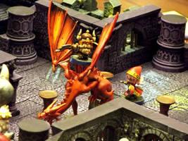Super Dungeon Explore: Starfire Vanquished by JordanGreywolf