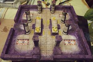 Super Dungeon Explore: Egyptian Chamber by JordanGreywolf