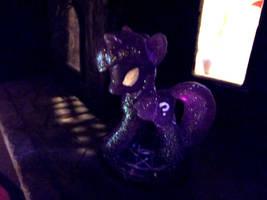 Dark Horse Sighting by JordanGreywolf