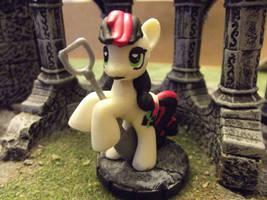 Ponypocalypse: A Rose, the Resurrectionist by JordanGreywolf