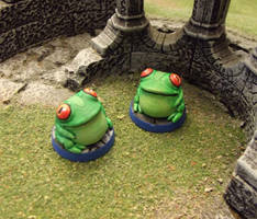 Super Dungeon Explore: Miserable Toads by JordanGreywolf