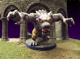 Van Wilder, Werewolf Hero by JordanGreywolf