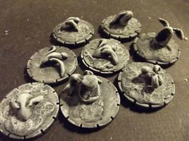 Dust Bunnies (of Doom!) by JordanGreywolf