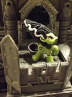 Ponypocalypse: The Bridle of Frankensteed by JordanGreywolf