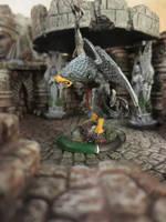 IKRPG Vrock-to-Griffon Conversion by JordanGreywolf