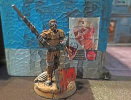 Nuka Break: Brother Vinni Nuclear Sandlot Sniper by JordanGreywolf