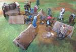 Kingmaker Explorers' Campsite by JordanGreywolf