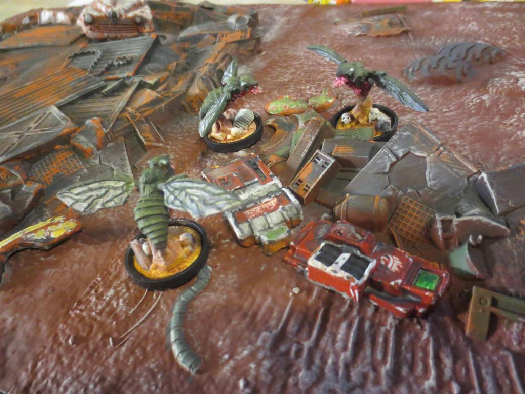 Death From Above (Fallout Bloatflies) by JordanGreywolf