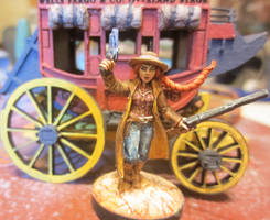 Stagecoach Driver #2 by JordanGreywolf