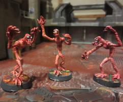Deadlands Hell on Earth Wormlings by JordanGreywolf