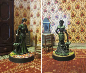 Reaper Victorian Lady 80068a by JordanGreywolf