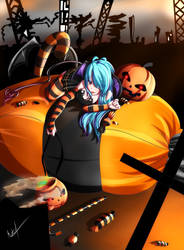 Halloween [+VIDEO!] v1 by ImKyonYuu