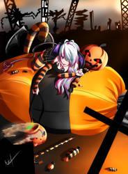 halloween[+video!!] v2 by ImKyonYuu