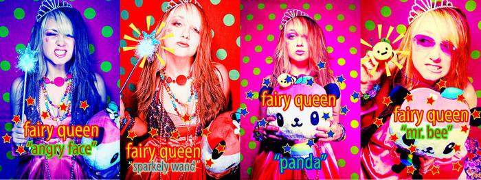.the fairy queen. by P-X-E