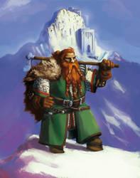 just a dwarf by MrHarp