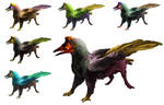 Griffin concepts by Klang17