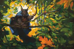 Shadow Ranger by Klang17