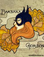 Barbara Gordon Forever by mcfarlandkathleen