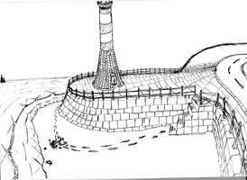The Lighthouse by mattyhex