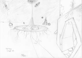 Halo Movie Concept Art by mattyhex