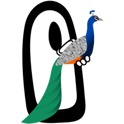 I have a Peacock! by mattyhex