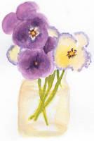 Flower Jar by mattyhex