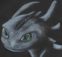 Toothless Ink by mattyhex