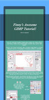 GIMP Tutorial Part 1: Lineart by Phineas77