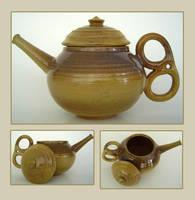 teapot by satoneko