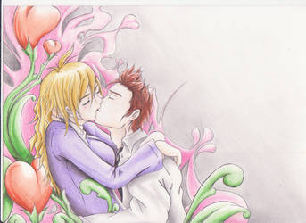 Kiss by Rekkeche