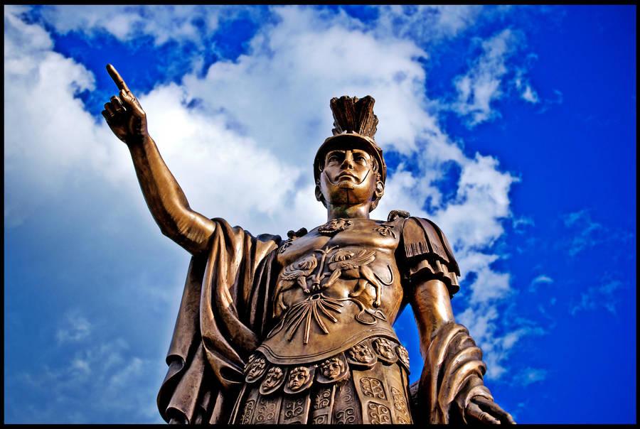 King Pyrrhus of Epirus by anestakos
