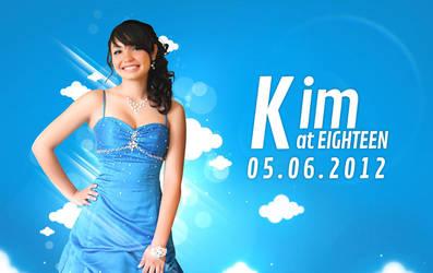Kim at Eighteen by kikomachinist
