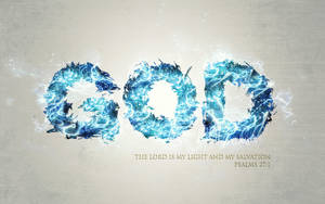 God - Wallpaper by mostpato