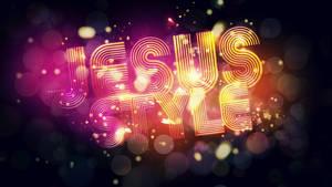 Jesus Style -  Wallpaper by mostpato